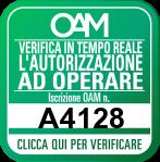 Logo OAM Silvio Parisella